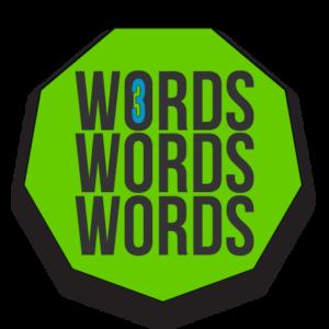 3-Words-logo